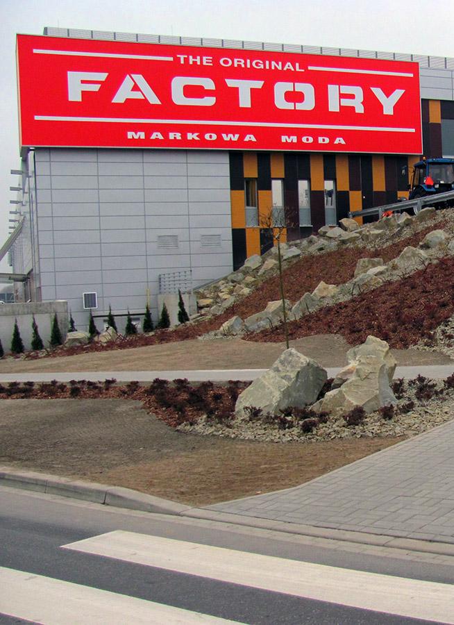 FUTURA Park Kraków - SŁAWPOL