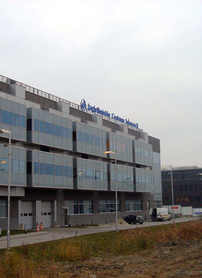 Jagiellońskie Centrum Innowacji Kraków - SŁAWPOL