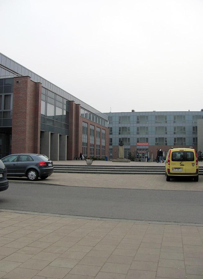 Krakowska Szkoła Wyższa - SŁAWPOL
