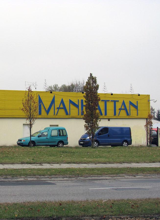 MANHATTAN Kraków - SŁAWPOL