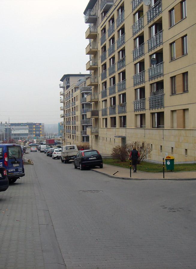 Osiedle Europejskie Kraków - SŁAWPOL