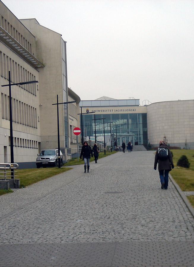 Uniwersytet Jagielloński Kraków - SŁAWPOL